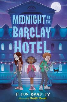 Fleur Bradley's MIDNIGHT AT THE BARCLAY HOTEL