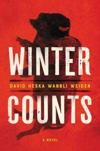 Dual Award Nominations for David Heska Wanbli Weiden's WINTER COUNTS