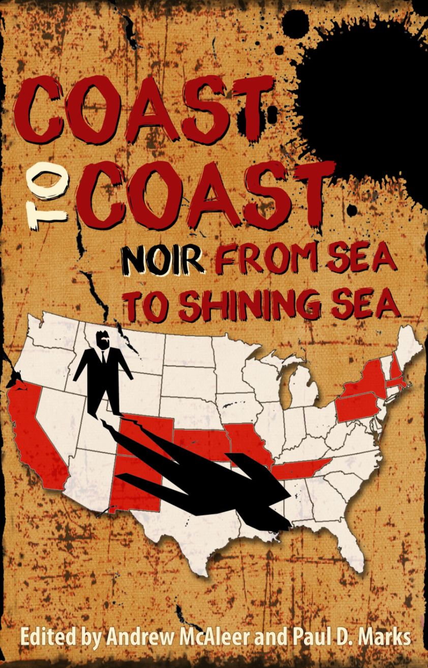 Coast to Coast Noir cover art