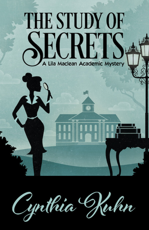 The Study of Secrets cover art