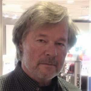 Steve Pease Author Photo